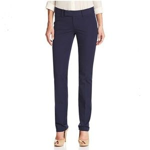 Lilly Pulitzer Navy Leigh Trouser Pants 0